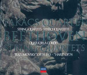 Beethoven - The Middle Quartets