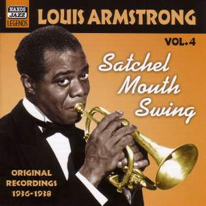 Louis Armstrong Volume 4 - Satchel Mouth Swing