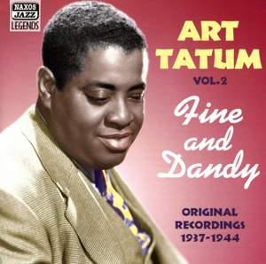 Art Tatum Volume 2 - Fine and Dandy