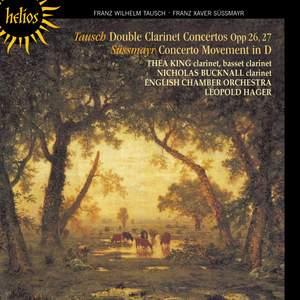 Clarinet Concertos Product Image