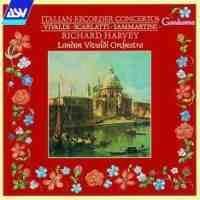 Italian Recorder Concertos