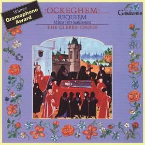 Ockeghem: Requiem