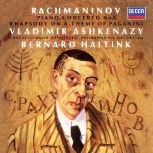 Rachmaninov: Piano Concerto No. 1 Product Image