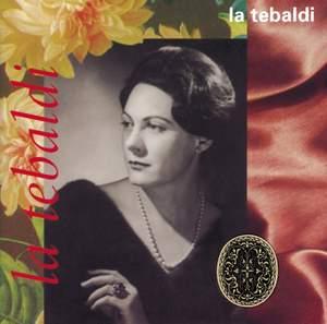 La Tebaldi - La Bohème & Il Trovatore