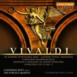 Vivaldi: In furore iustissimae irae, Laudate pueri & various orchestral works
