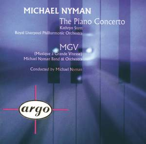 Michael Nyman: The Piano Concerto