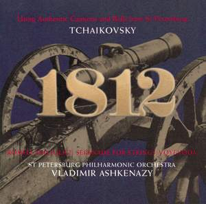 Tchaikovsky: 1812 Overture and other works Product Image