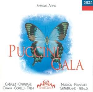 Puccini Gala