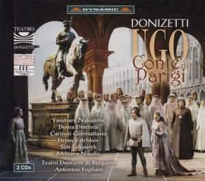 Donizetti: Ugo Conte di Parigi Product Image