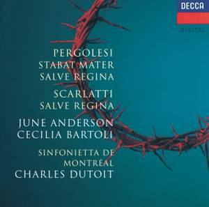 Scarlatti & Pergolesi: Salve regina & Pergolesi: Stabat mater