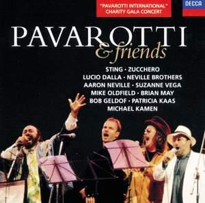 Pavarotti & Friends Product Image