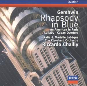Gershwin: Rhapsody in Blue, etc.