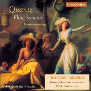 Quantz - Flute Sonatas