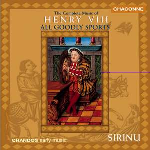 The Complete Music of Henry VIII