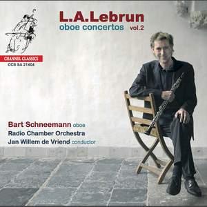 Lebrun - Oboe Concertos Volume 2
