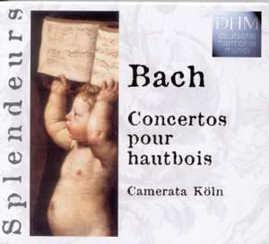 J. S. Bach - Concertos pour hautbois Product Image