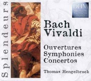 J. S. Bach - Ouvertüren, Symphonien und Konzerte