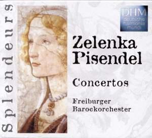 Zelenka: Hipocondrie à 7 concertanti in A major, ZWV187, etc.