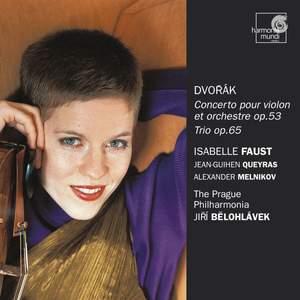 Dvorak: Violin Concerto & Piano Trio No. 3 Product Image