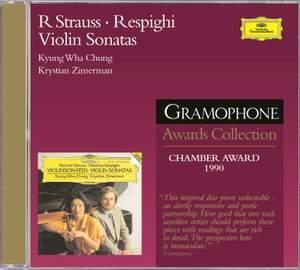 Strauss & Respighi: Violin Sonatas
