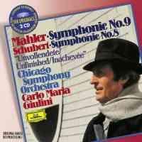 Mahler: Symphony No. 9 & Schubert: Symphony No. 8