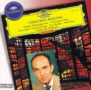 Cherubini: Requiem & Mozart: Coronation Mass