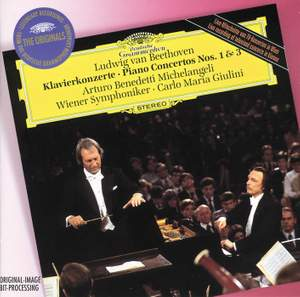 Beethoven - Piano Concertos Nos. 1 & 3 Product Image
