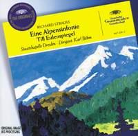Strauss: Eine Alpensinfonie & Till Eulenspiegels lustige Streiche