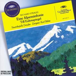 Strauss: Eine Alpensinfonie & Till Eulenspiegels lustige Streiche Product Image