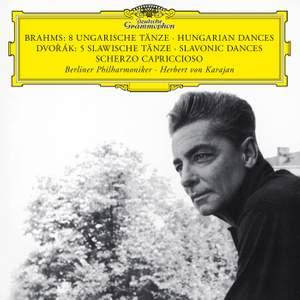 Brahms & Dvorak: Hungarian & Slavonic dances Product Image
