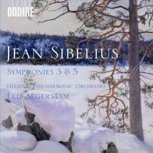Sibelius - Symphonies Nos. 3 & 5