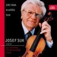 Josef Suk plays Smetana, Dvorak & Suk
