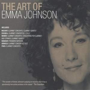 The Art of Emma Johnson