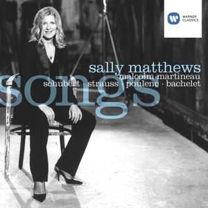 Sally Matthews - Songs