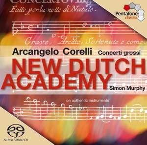 Arcangelo Corelli - Concerti grossi