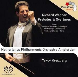 Richard Wagner - Preludes & Overtures