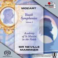 Mozart - Youth Symphonies Volume 2