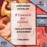 Vivaldi - 8 Concerti per violino