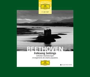 Beethoven - Folksong Arrangements Product Image