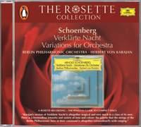 Schoenberg: Verklärte Nacht & Variations for Orchestra