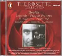 Dvorak: Legends, Prague Waltzes & Miniatures