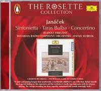 Janacek: Sinfonietta, Taras Bulba & Concertino
