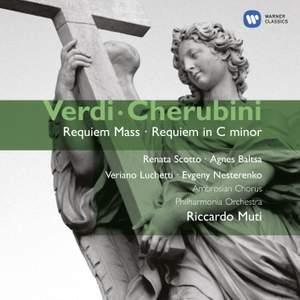 Verdi: Requiem & Cherubini: Requiem in C minor Product Image