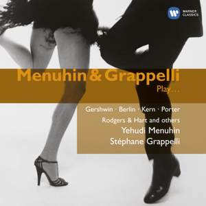 Menuhin & Grappelli Play ...