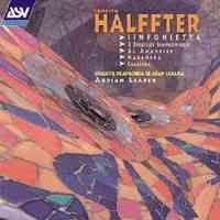 Ernesto Halffter: Orchestral Works