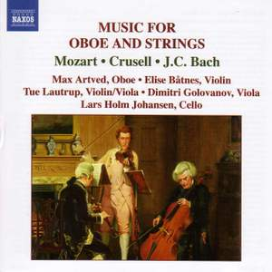 Music for Oboe and Strings