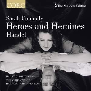 Heroes and Heroines: Handel Arias