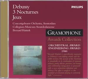Debussy: Trois Nocturnes & Jeux