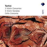 Tartini - Violin Concertos, Sonatas & Cello Concerto