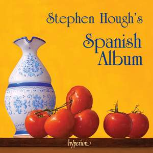Stephen Hough's Spanish Album Product Image